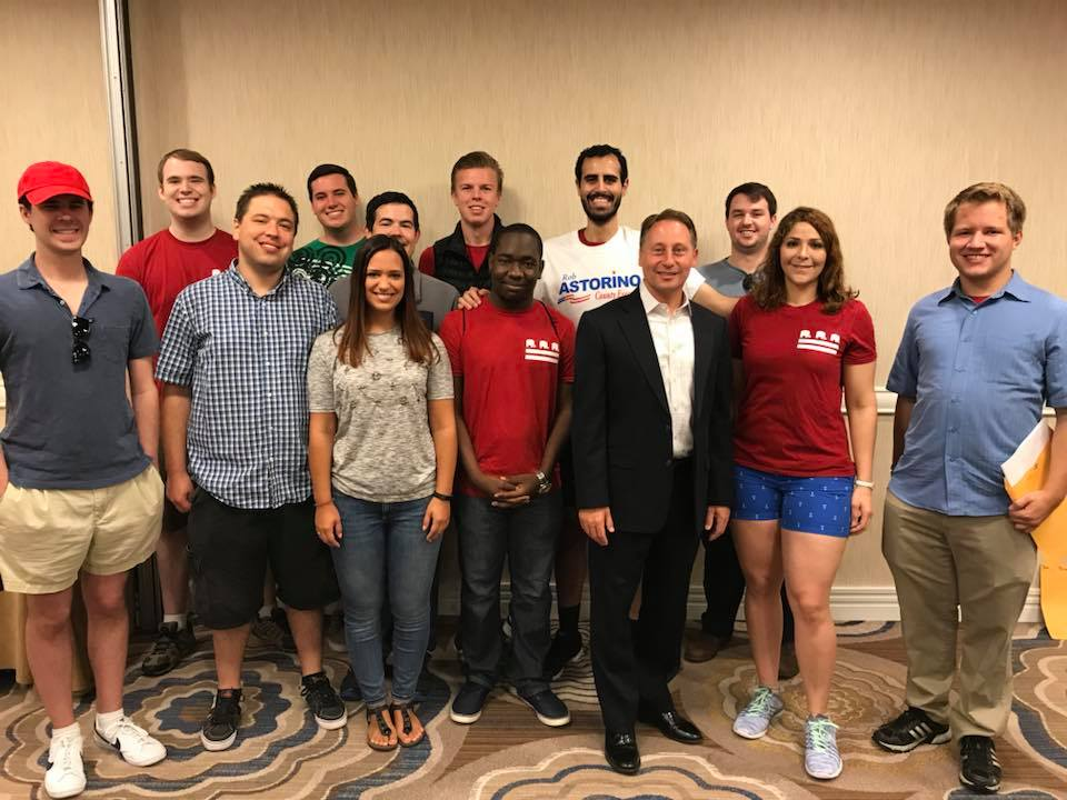 DCYRs with Rob Astorino - October 2017