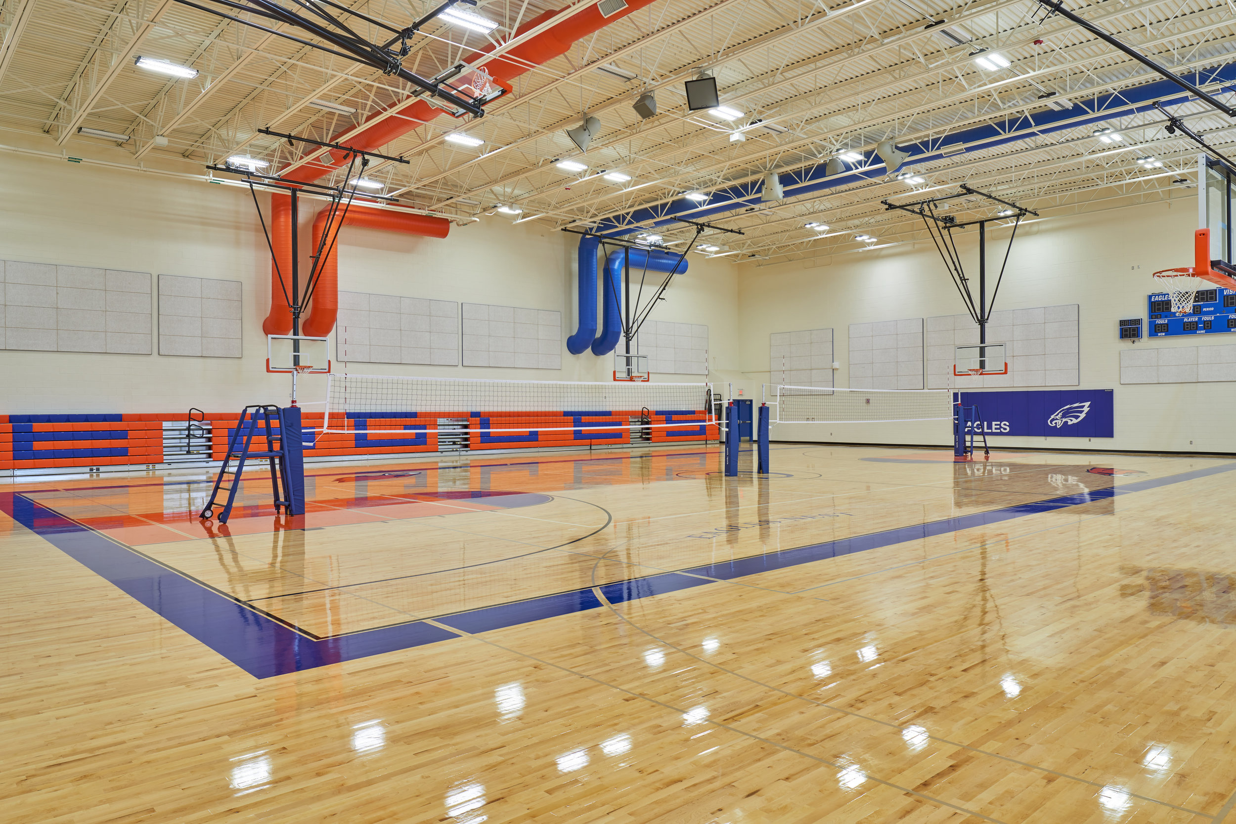 Canutillo High School Gym
