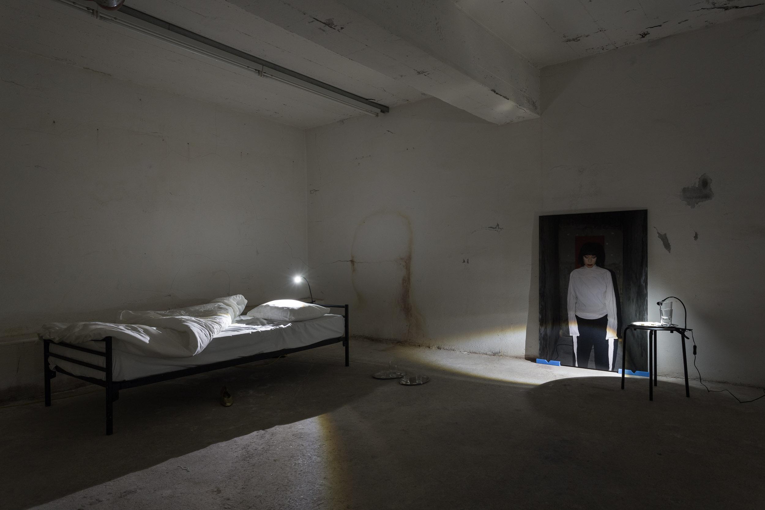 Manon,  Der Wachsaal,  2018, Room Installation, Dimension Variable  Installation view  Photo: Kilian Bannwart