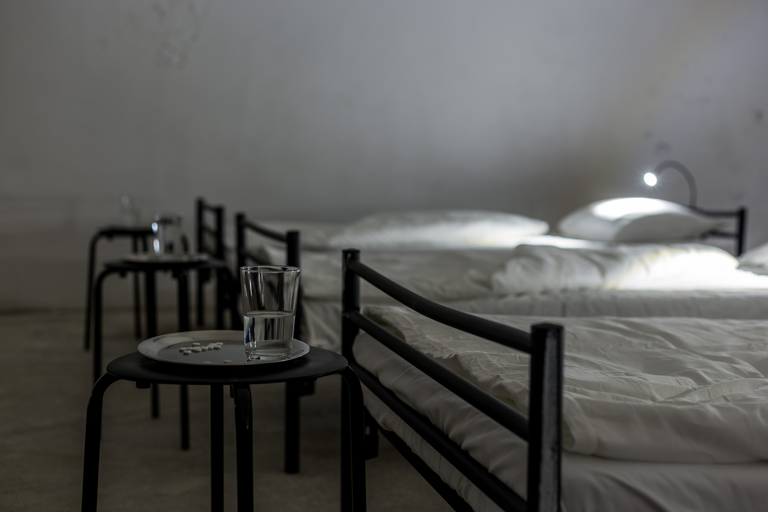 Manon,  Der Wachsaal  (detail),2018, Room Installation, Dimension Variable  Photo: Kilian Bannwart