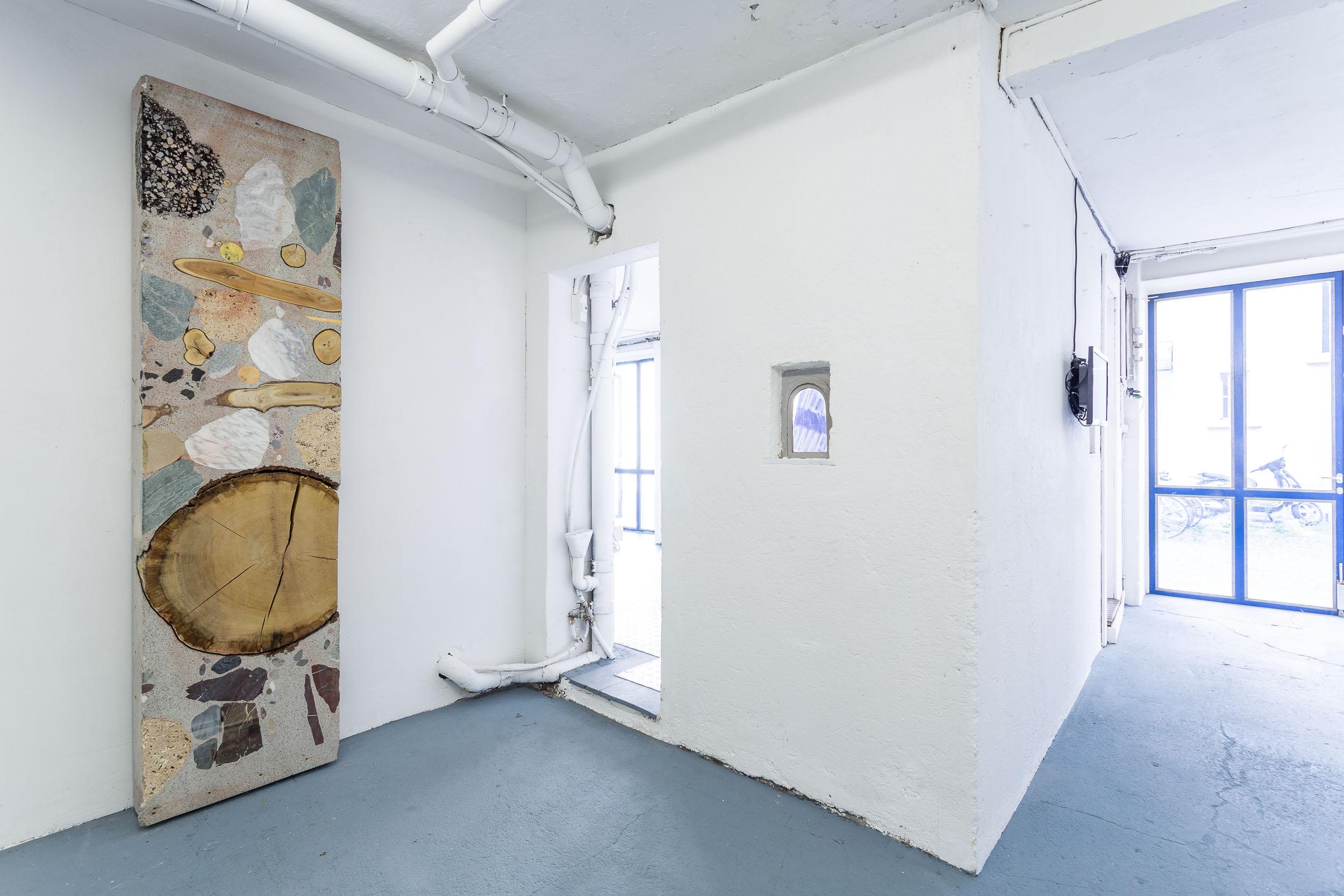 Double Take, installation view  Photo: Kilian Bannwart