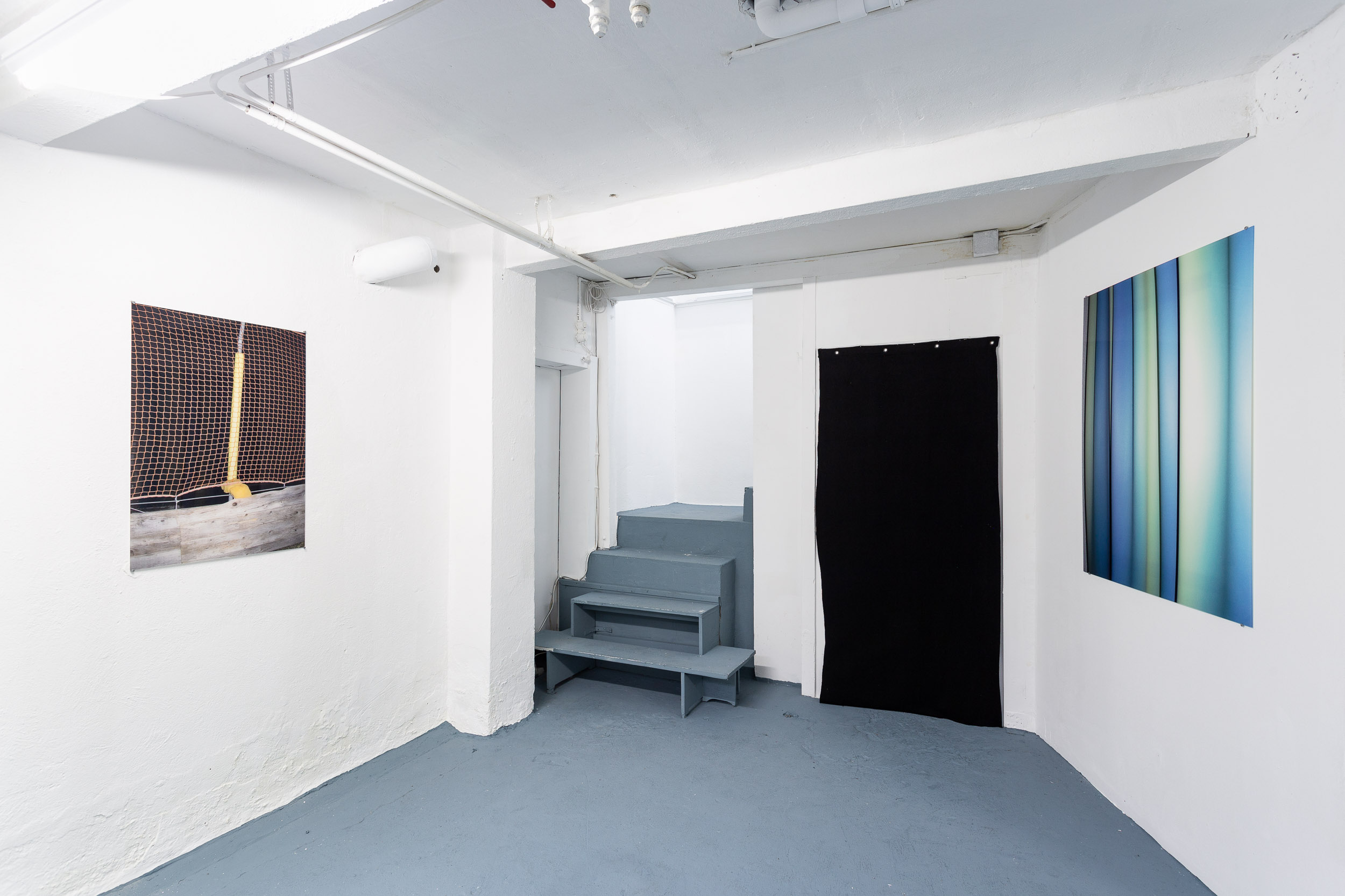 Double Take, installation view  Photo: Kilian Bannwart