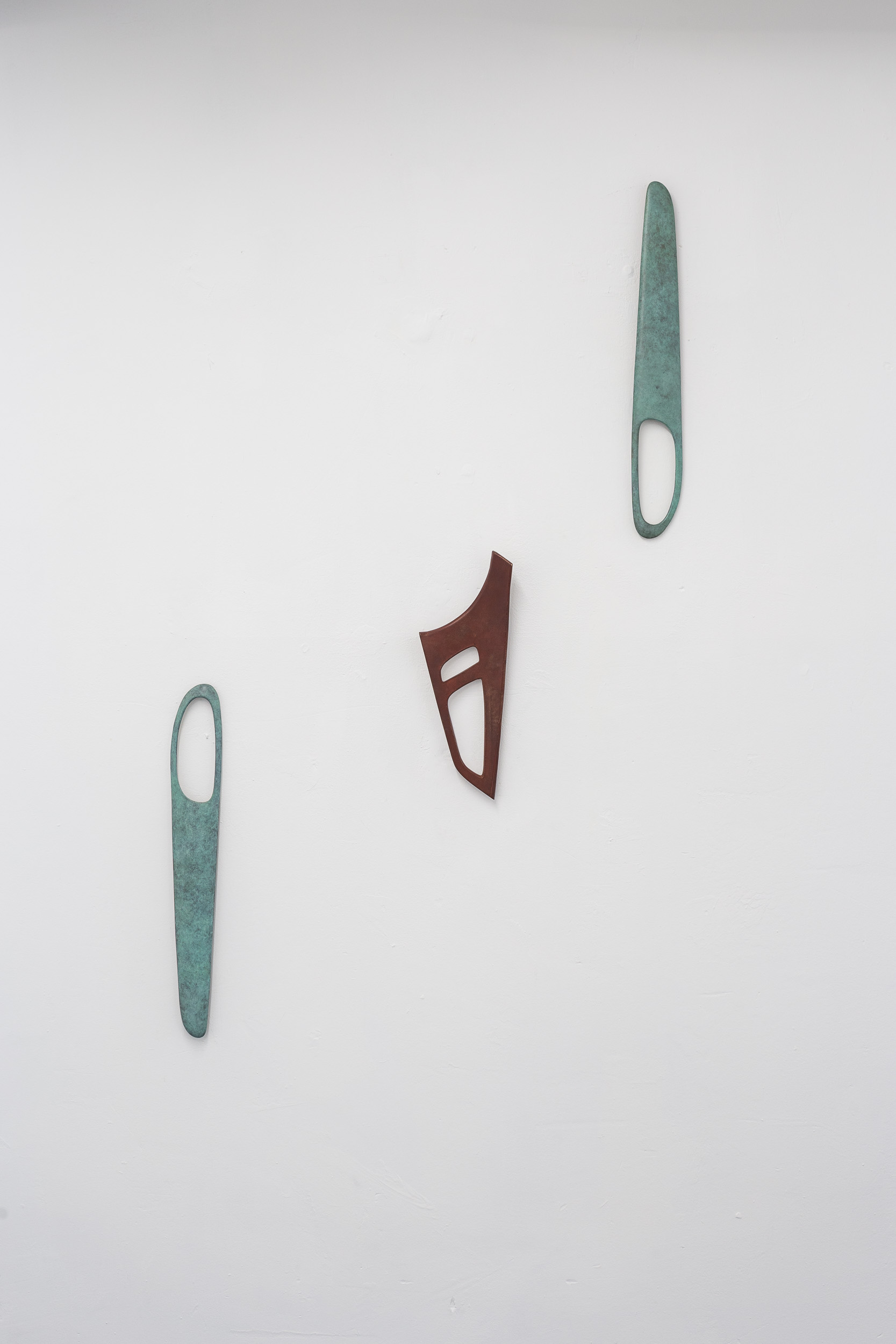 Alfredo Aceto, installation view  Photo: Kilian Bannwart