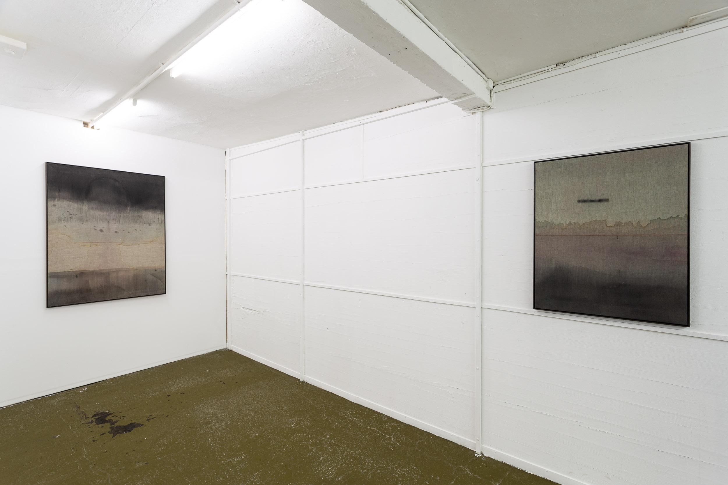 Kirstine Roepstorff, installation view  Photo: Kilian Bannwart