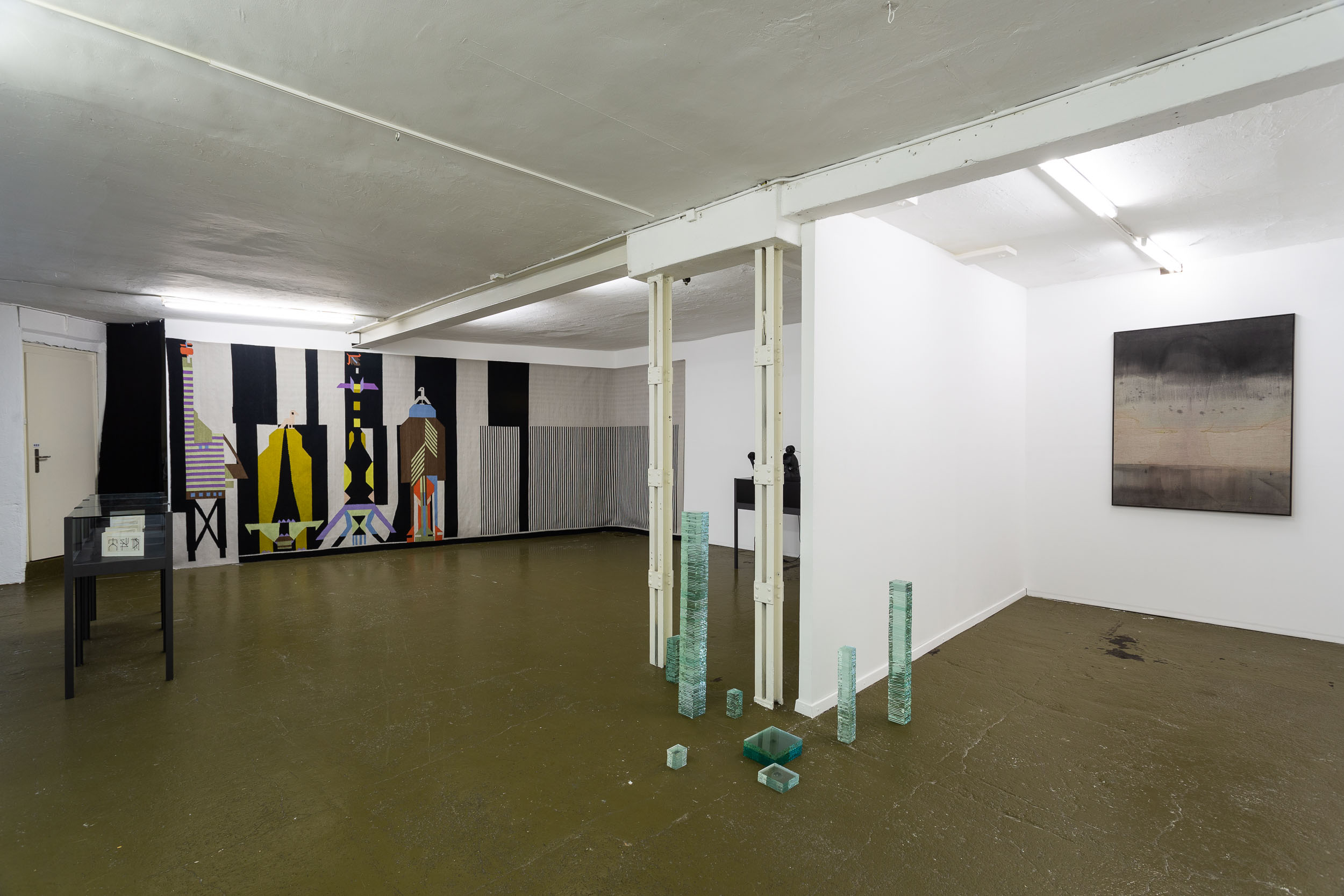 The Big Rip. Bounce, Chill or Crunch? , installation view  Photo: Kilian Bannwart
