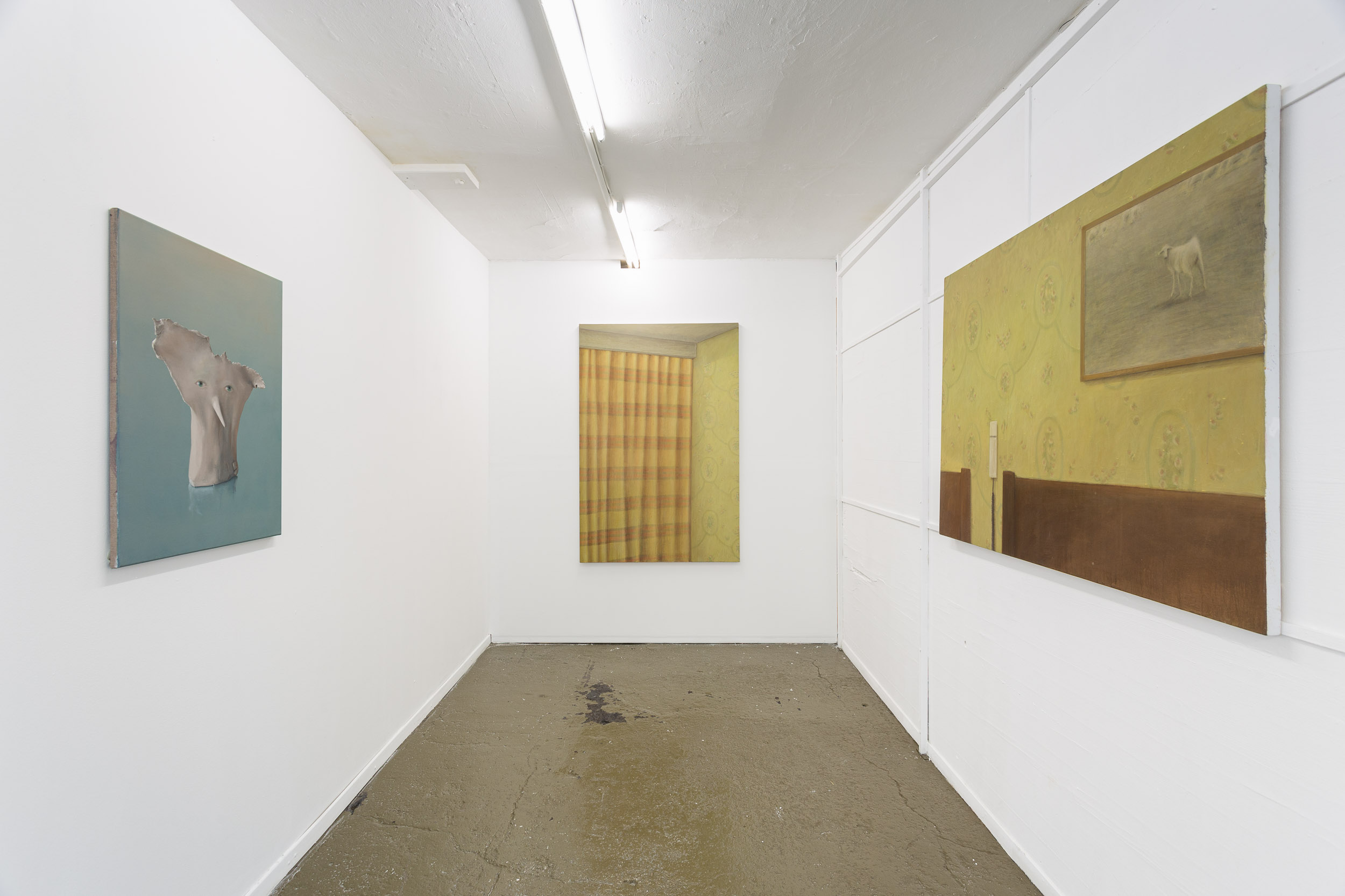New (Object) Order, Installation view Photo by Kilian Bannwart