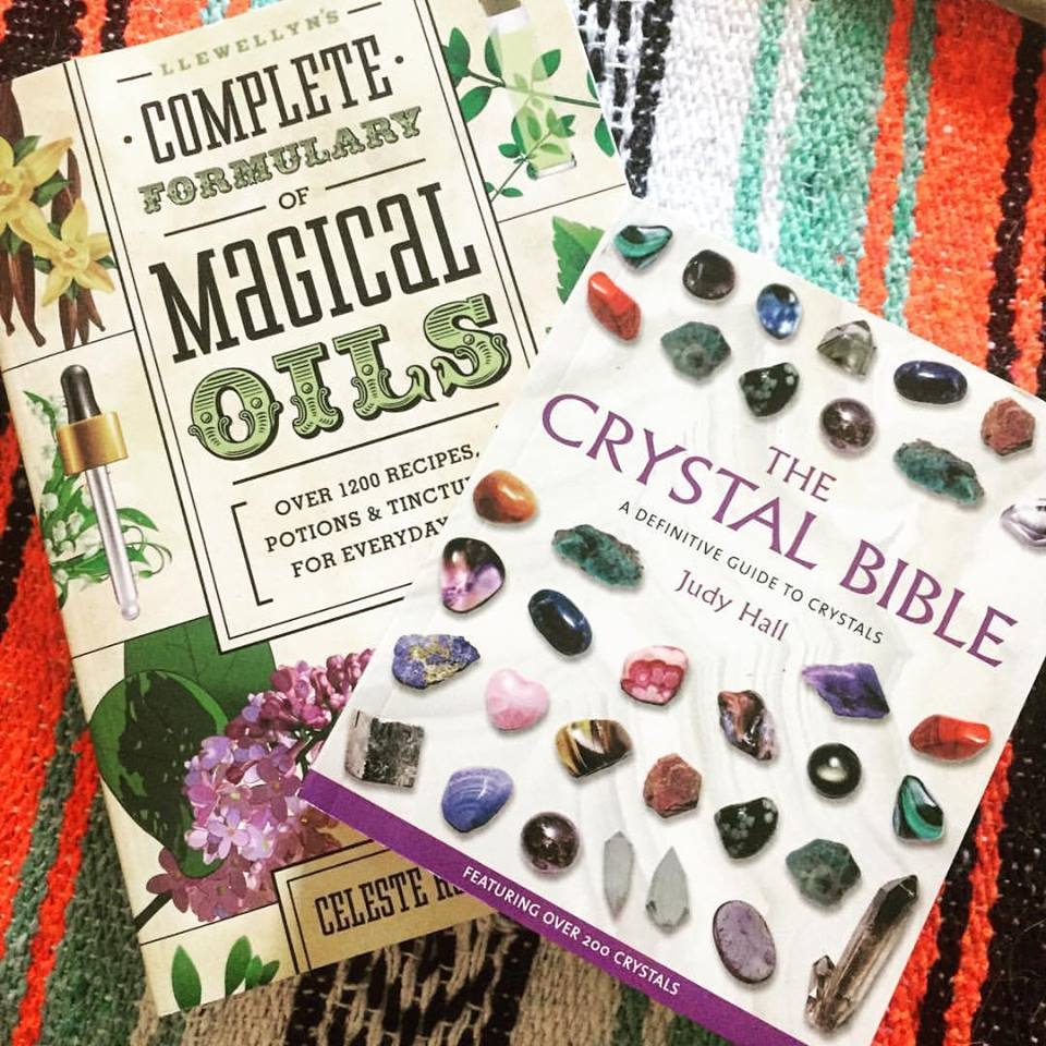 Enhance your practice with incense, essential oils, crystals, and candles