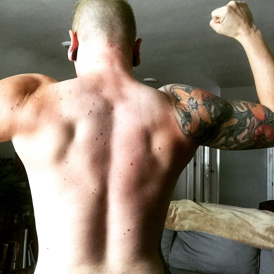 Back Progress: June 2017