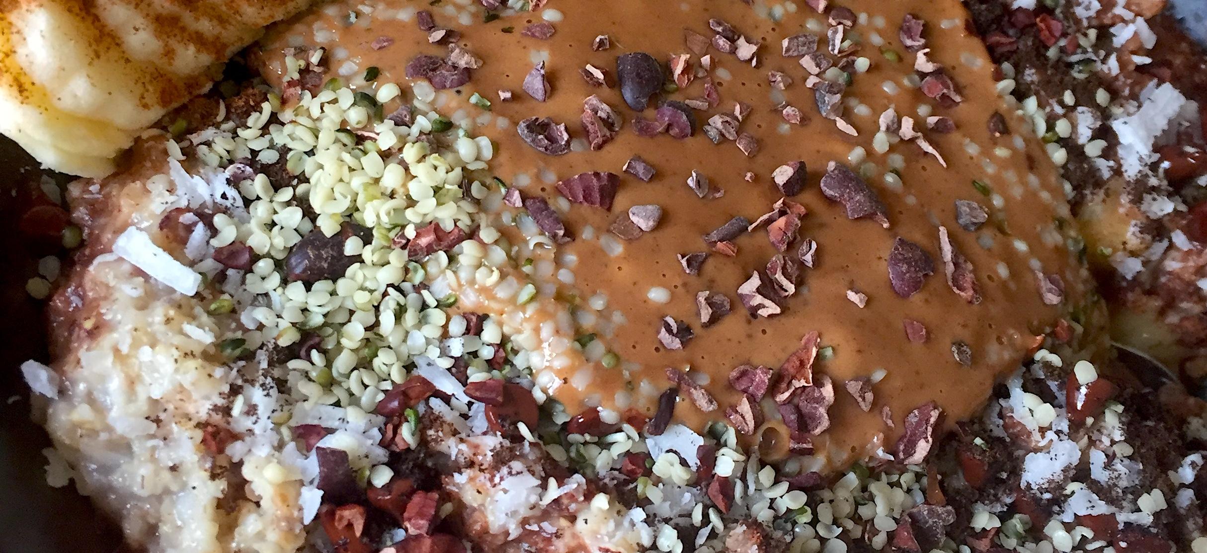 River-Runs-Wild-Oats-Oatmeal-Recipes-Bodybuilding-Fitness-Nutrition-Bulking-Plantbased-Vegetarian-Vegan-Protein-Grow-Bulk-Eat-Blog-German-Chocolate-Cake-Coconut