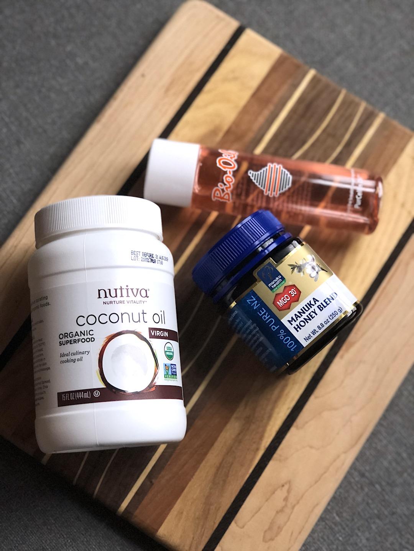 River-Runs-Wild-Blog-FTM-Top-Surgery-Post-Op-Scar-Care-Coconut-Oil-Bio-Oil-Manuka-Honey-Topical-Solutions