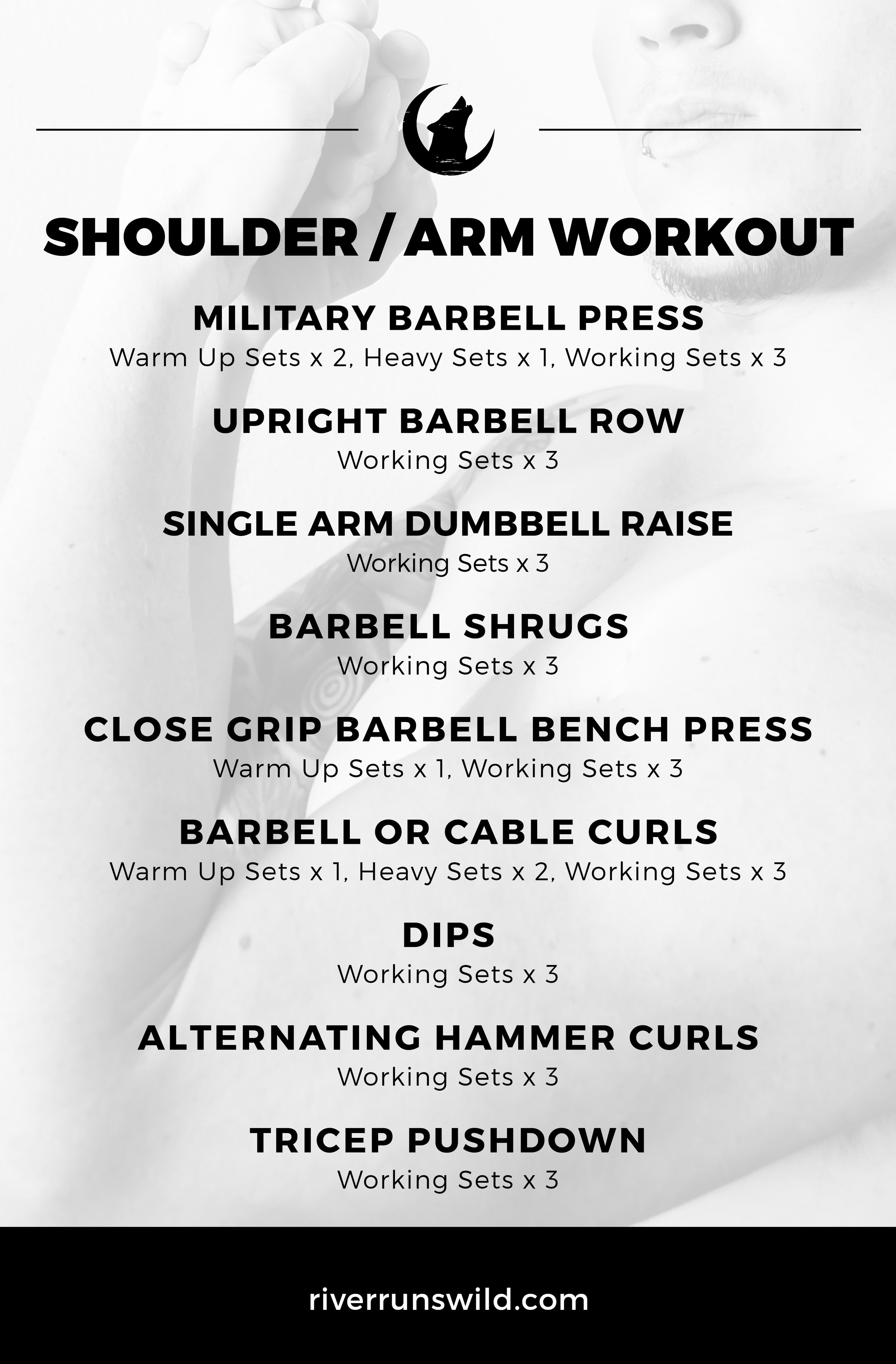 Feel free to download and/or share this workout!