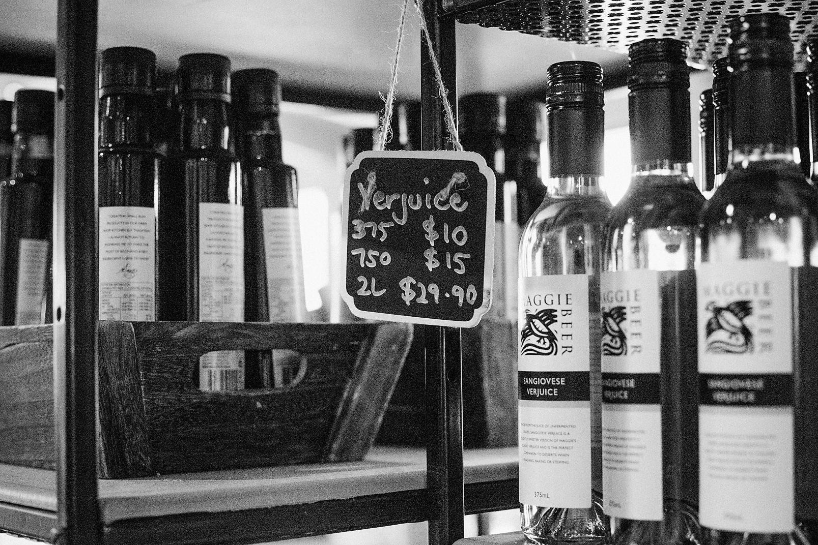 Daily Verjuice demonstration at 2 pm … go on - you know you want to ;)
