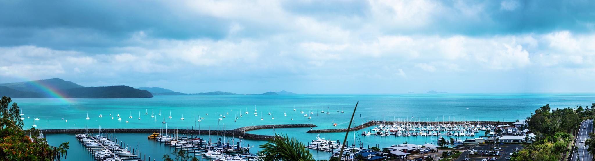 Whitsunday Islands, Australia (Image by   Summit + Co  )