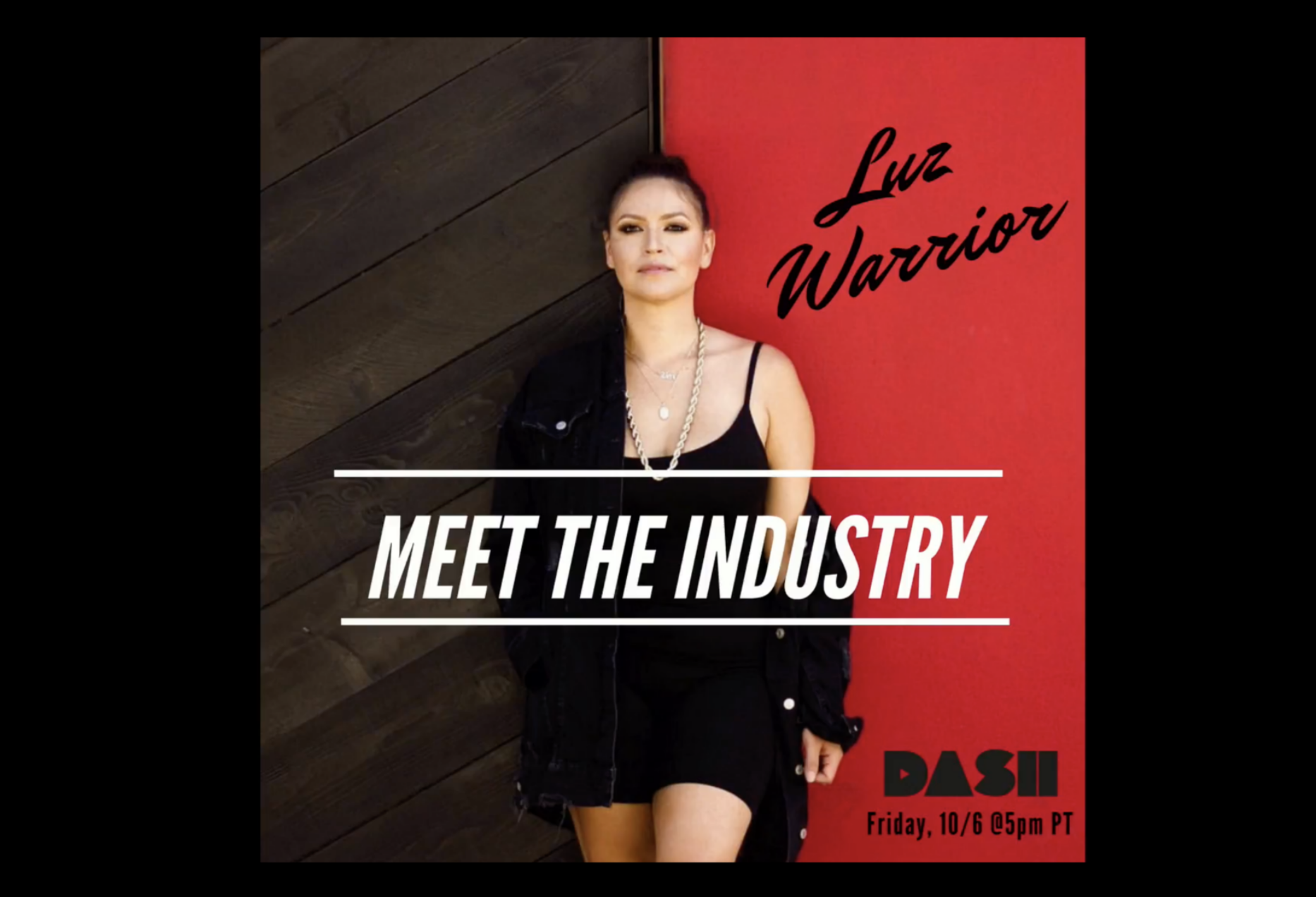 Interview with - Meet The Industry Dash Radio