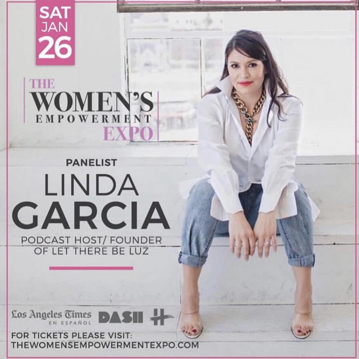 Speaker for  - Women's Empowerment Expo