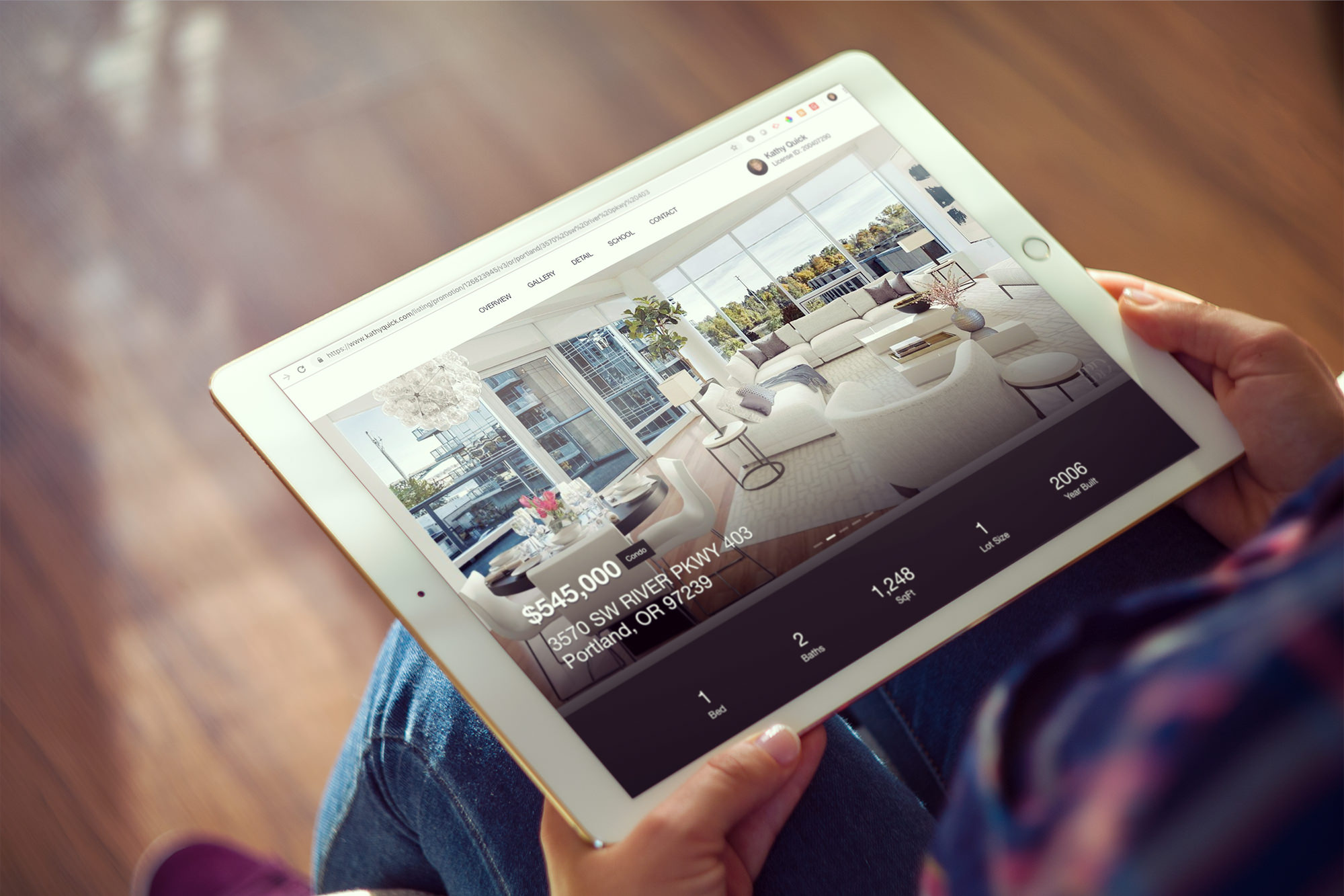 INDIVIDUAL PROPERTY PAGES -