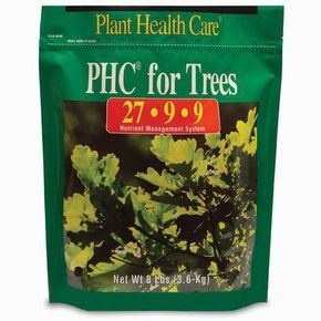 We use only the finest blends of fertilizers to keep your trees healthy and strong!