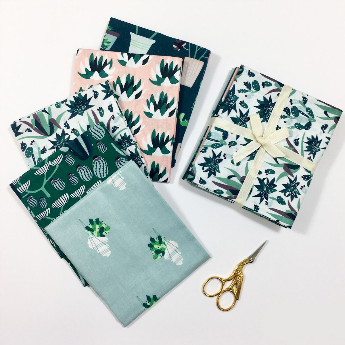 Fat Quarters 5 Pack