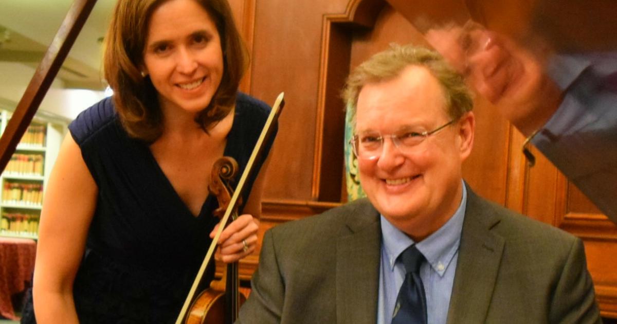 Susanna Ogata and Ian Watson