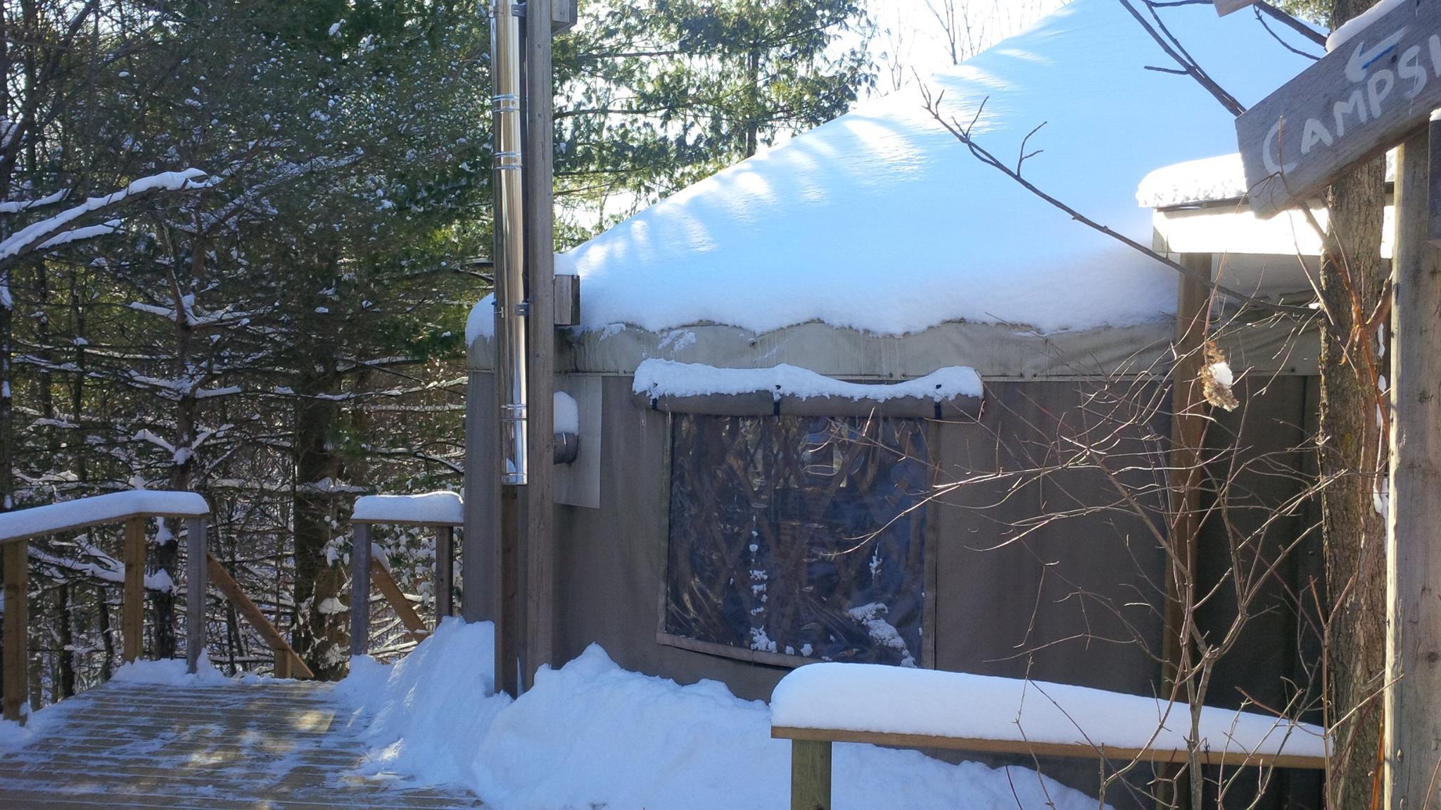 The LUNA Project in Winter