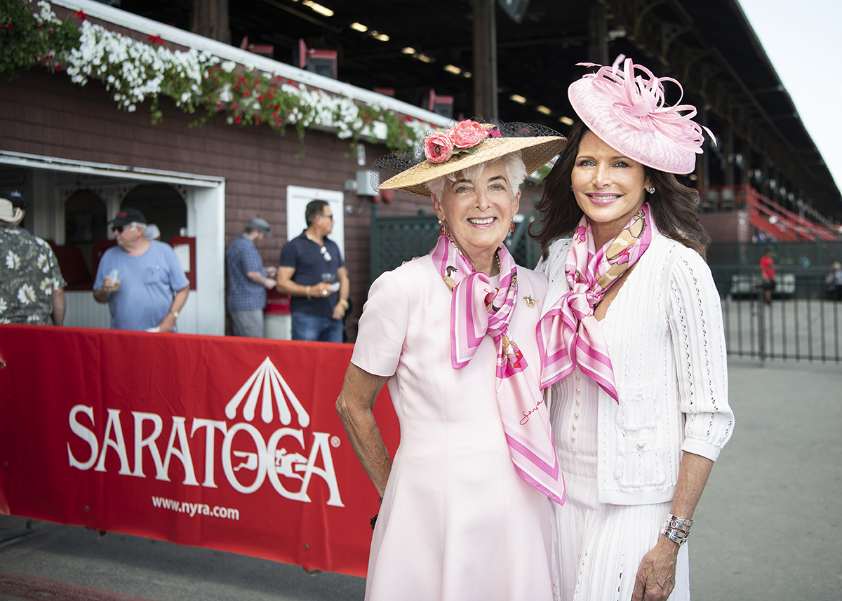 Vivien Malloy and Sheila Rosenblum of Lady Sheila Stable