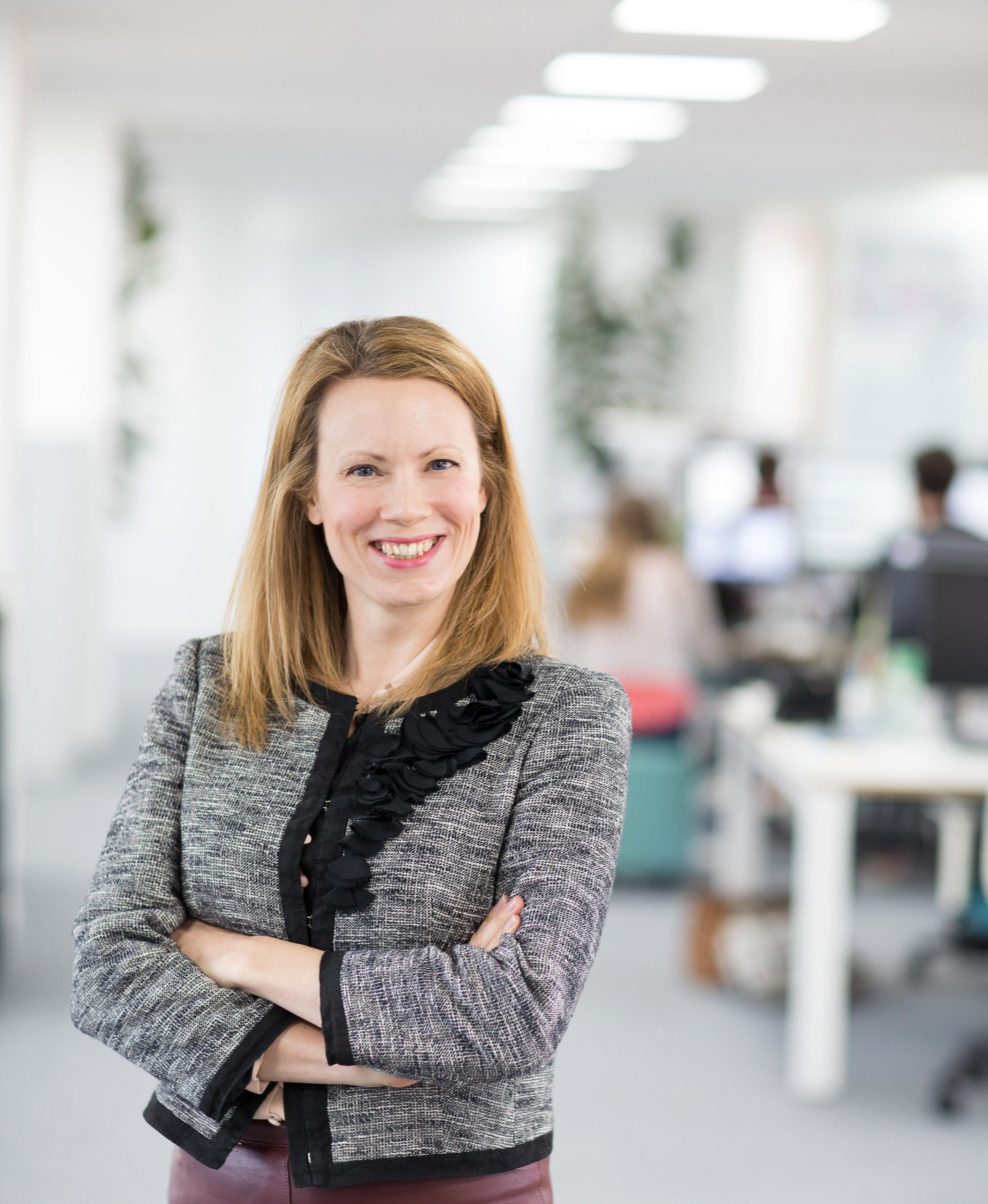 Shelley Snelson, Flexible working advocate and female founder.