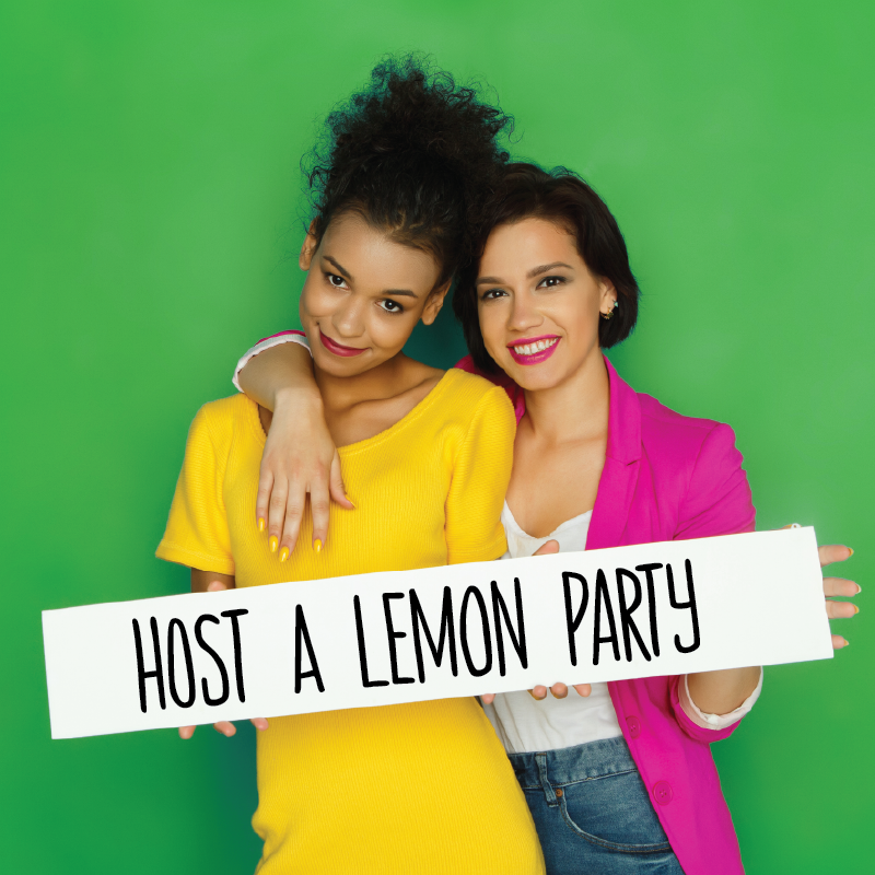 Be a Lemonista and Join our Cause -
