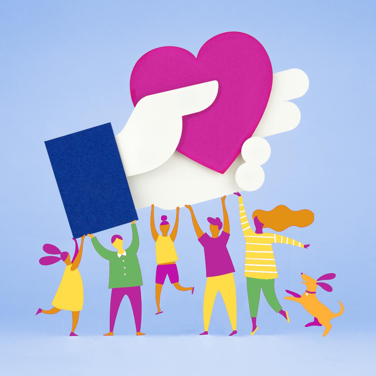 Facebook Fundraiser for Breast Cancer Awareness