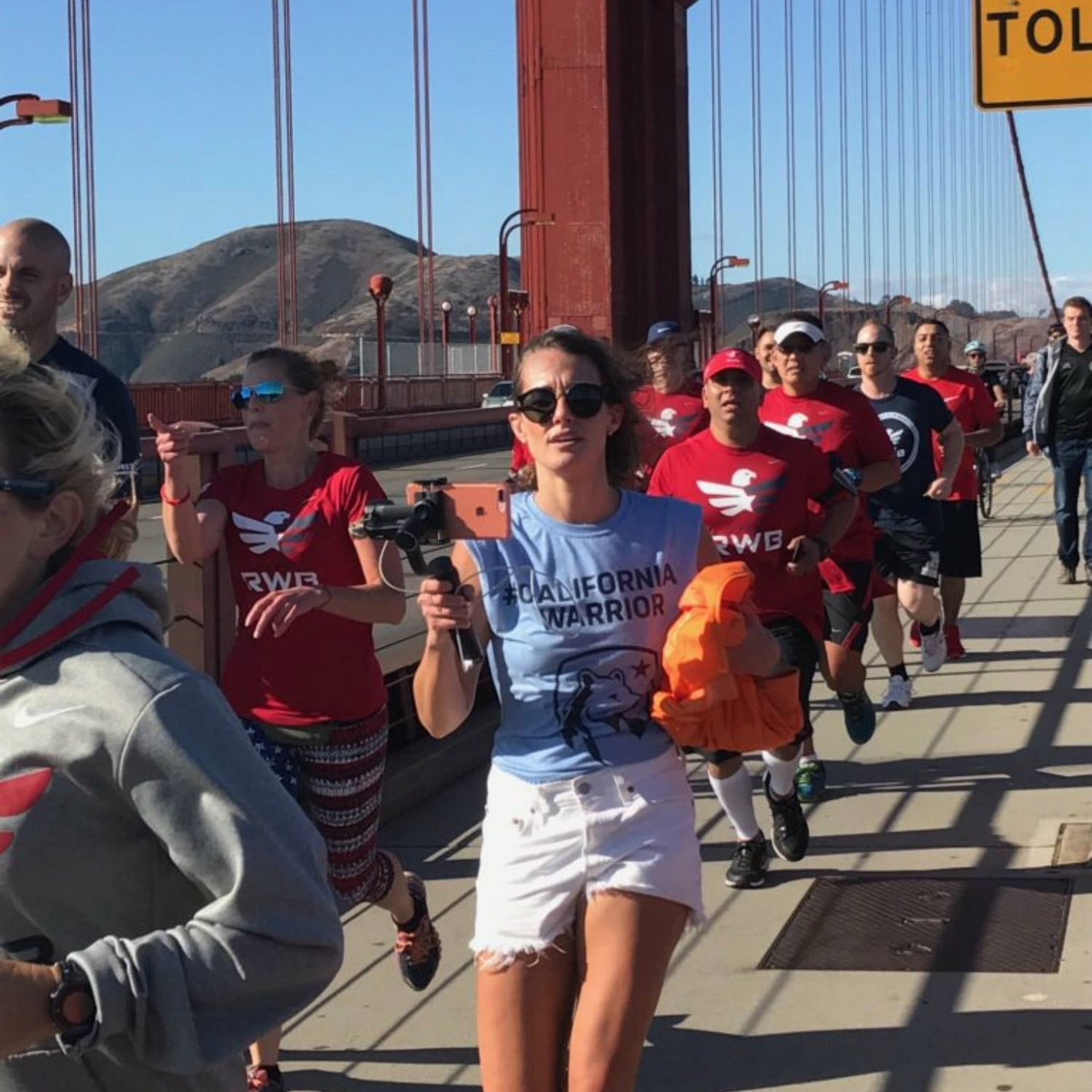 2017 Old Glory Relay, presented by Microsoft