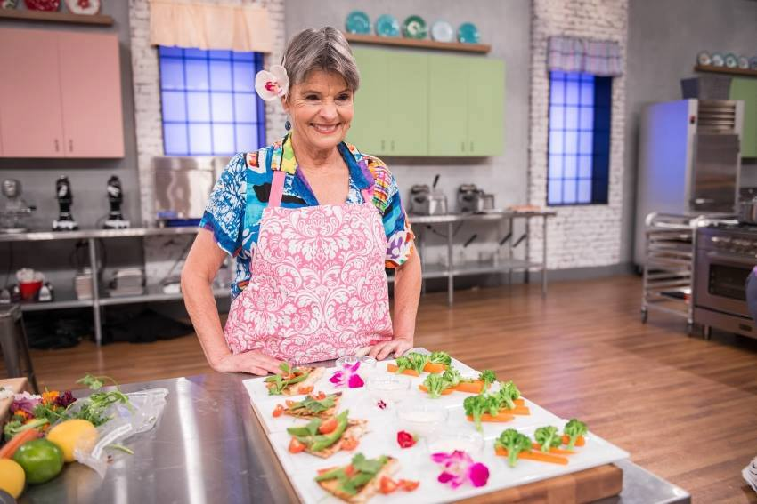 """Bamboo owner Joan Steffy Channon on Food Network's """"Clash of the Grandmas"""""""