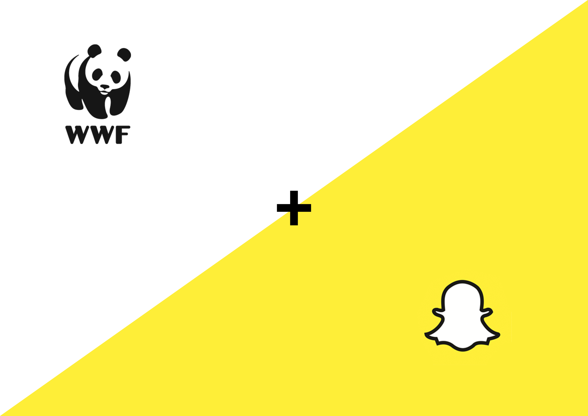 WWF x Snapchat - Partnership Marketing