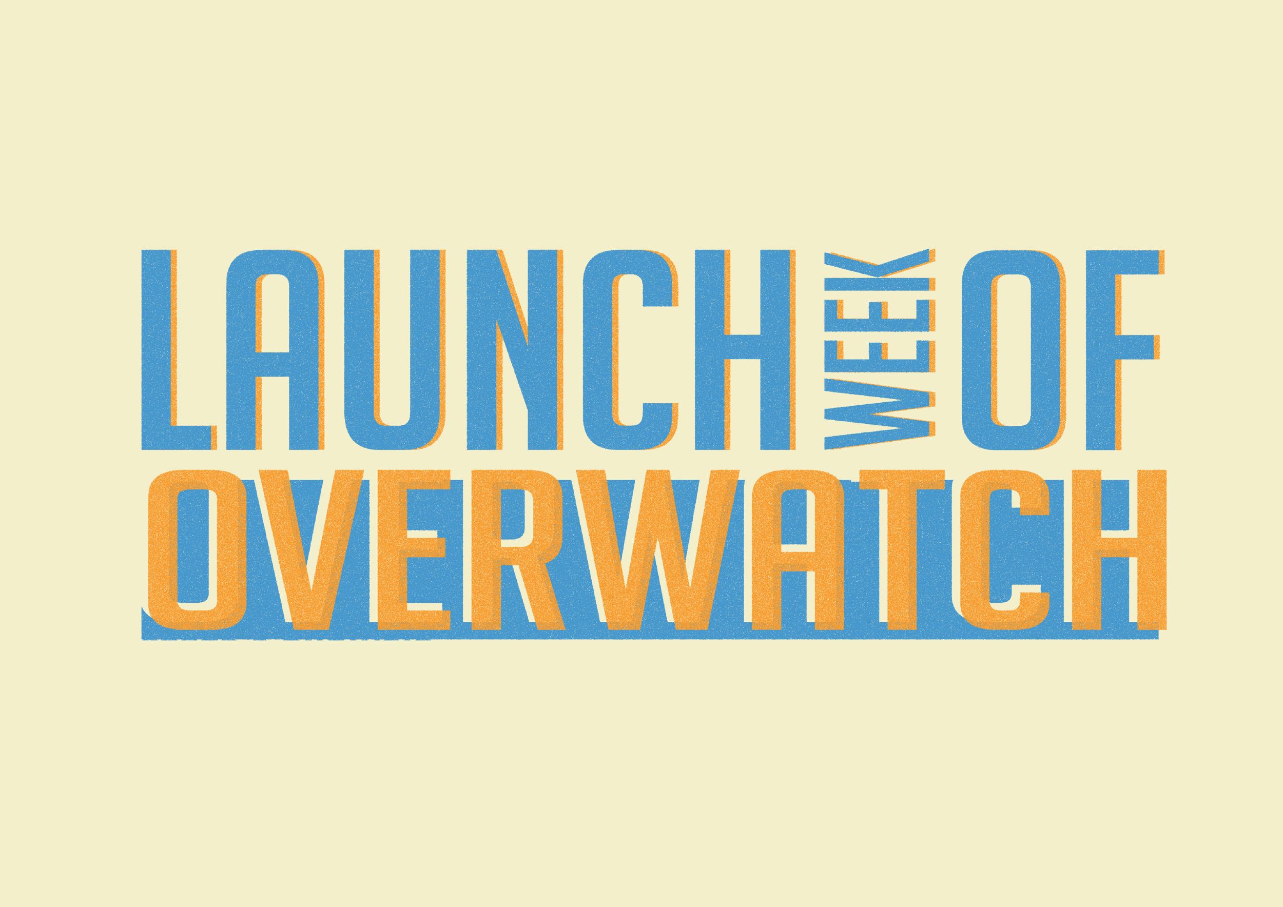 Overwatch Infographic
