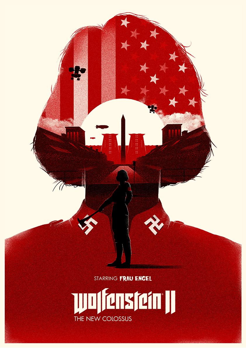 Welcome To Amerika - Wolfenstein II