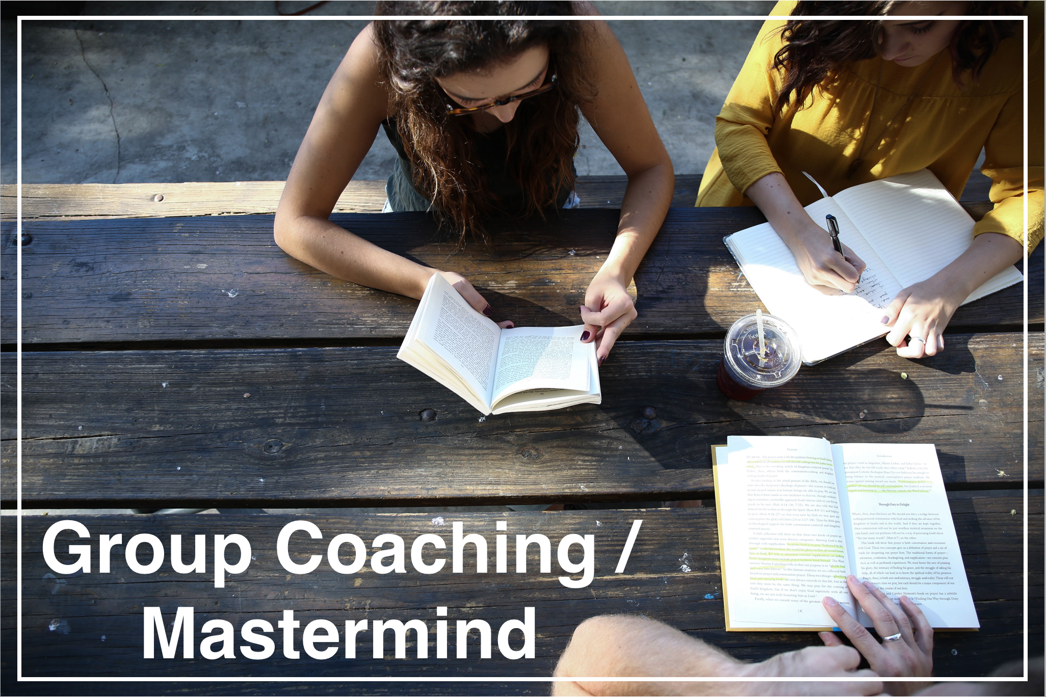 Group Coaching / Mastermind