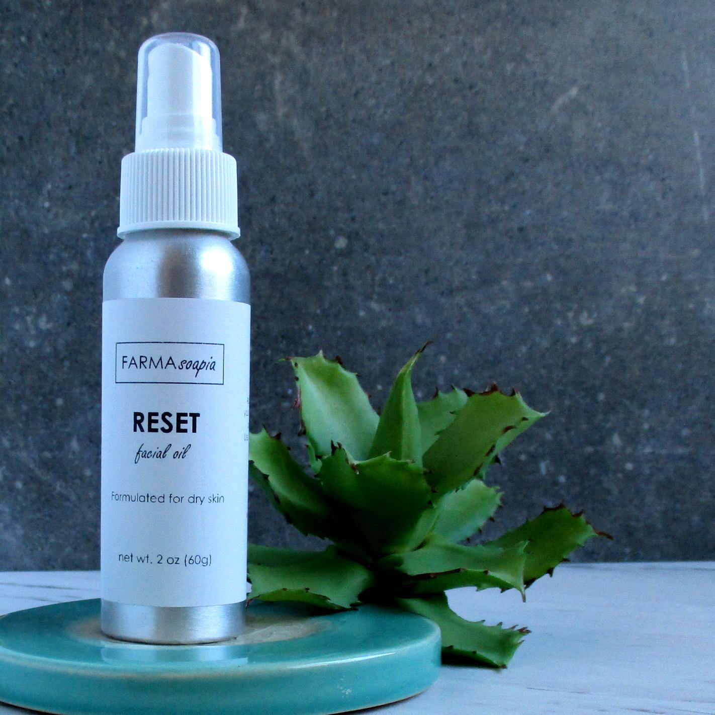 face oil for dry skin