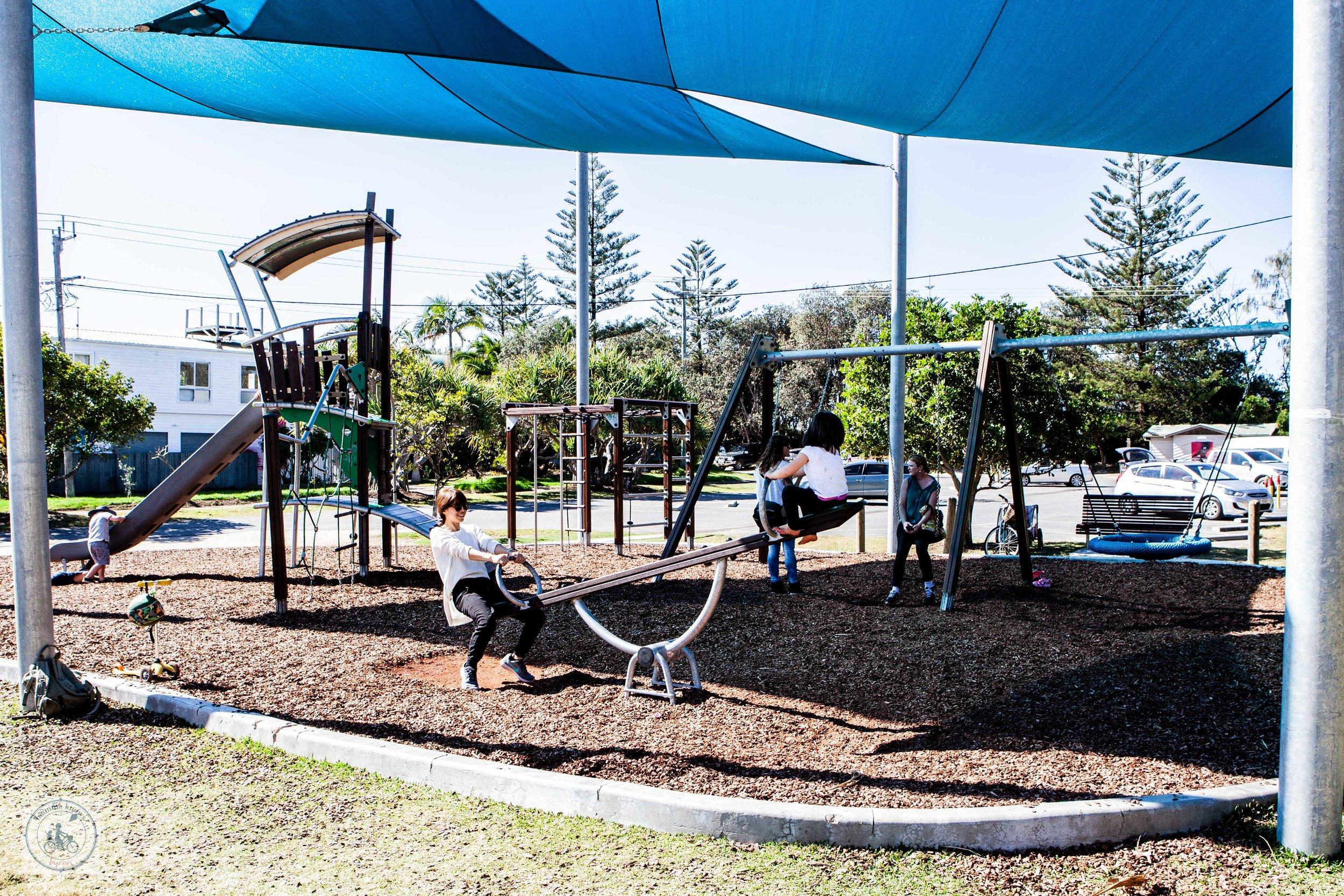 SGB Playground - Mamma Knows Byron