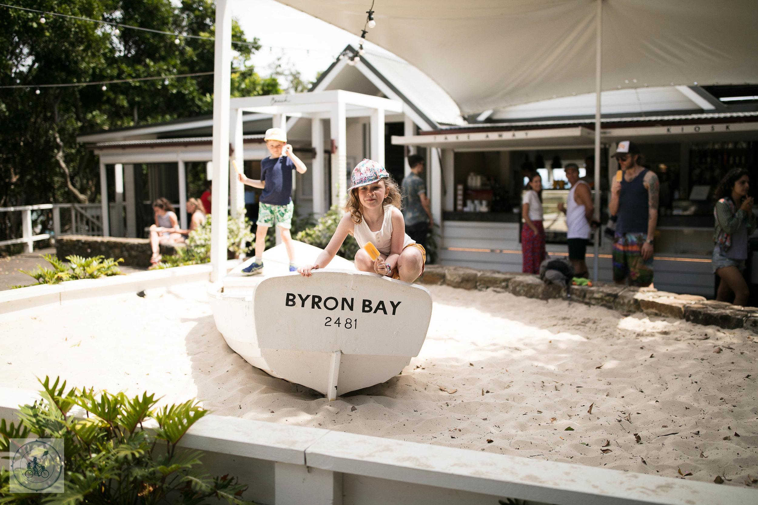Beach Take Away Kiosk - Mamma Knows Byron