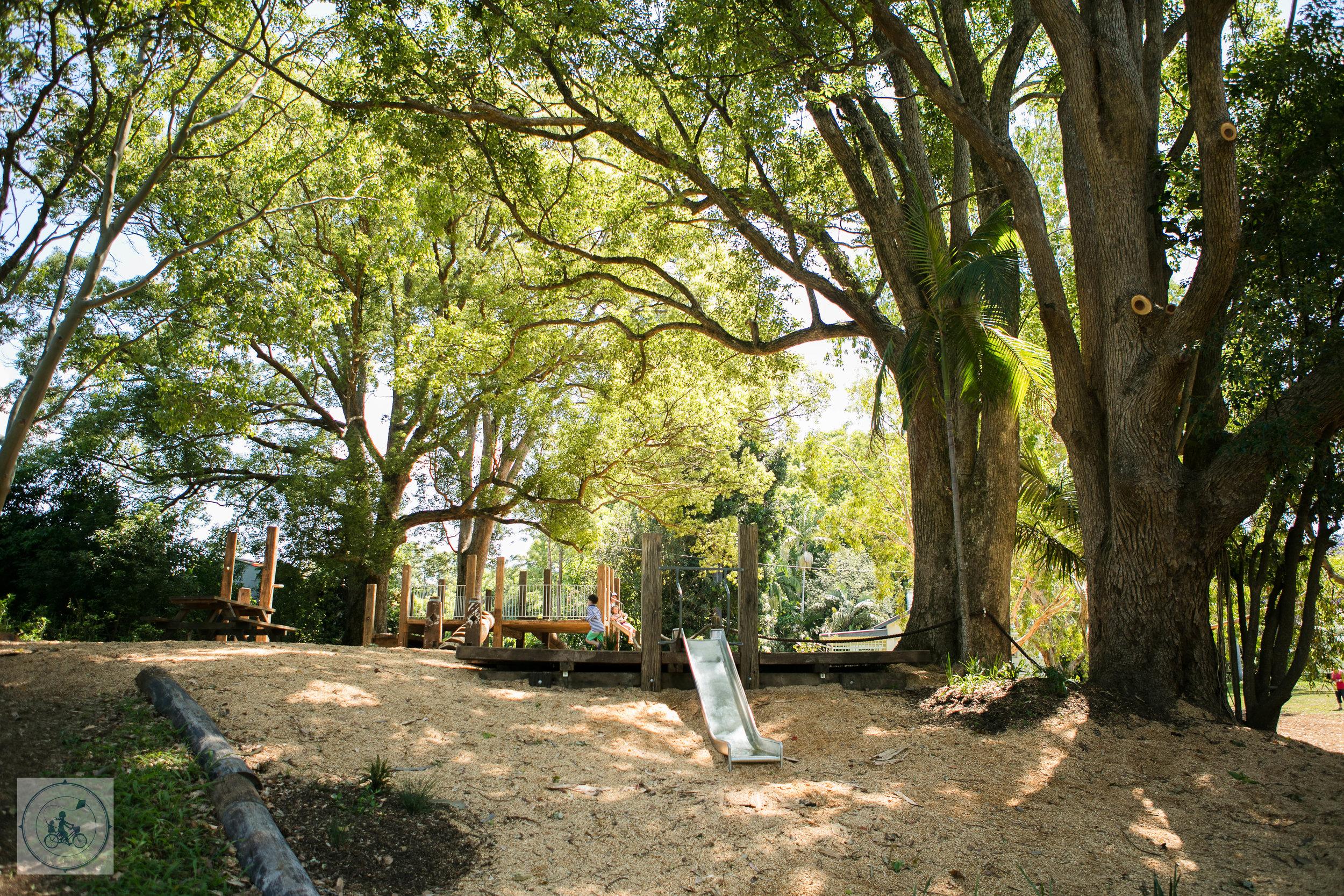 Weir Parklands Nature Playground - Mamma Knows Byron