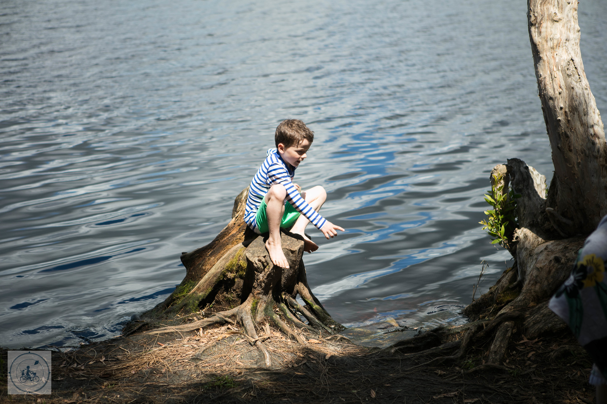 Lake Ainsworth (Ti Tree Lake) - Mamma Knows Byron