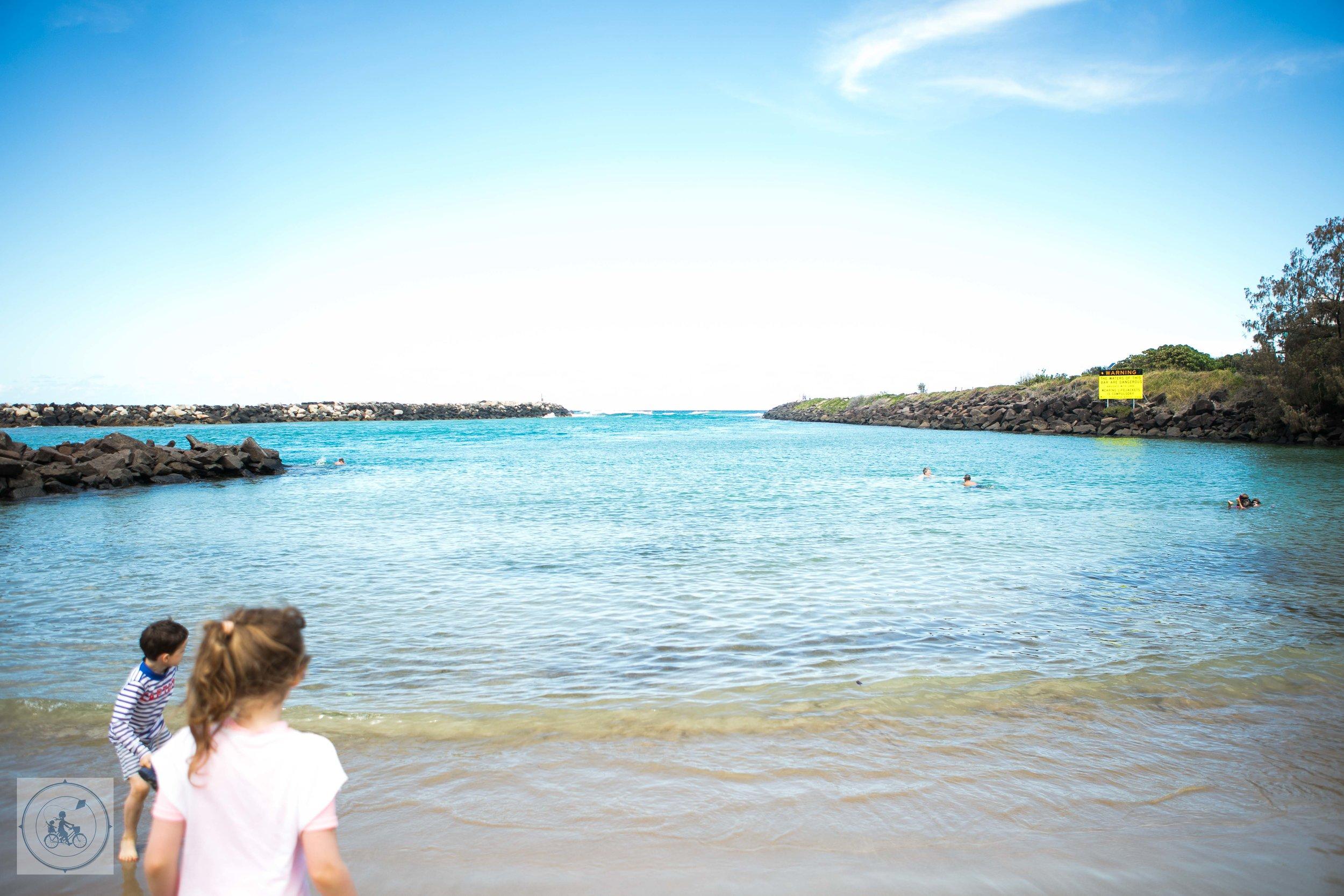 Torakina Beach - Mamma Knows Byron
