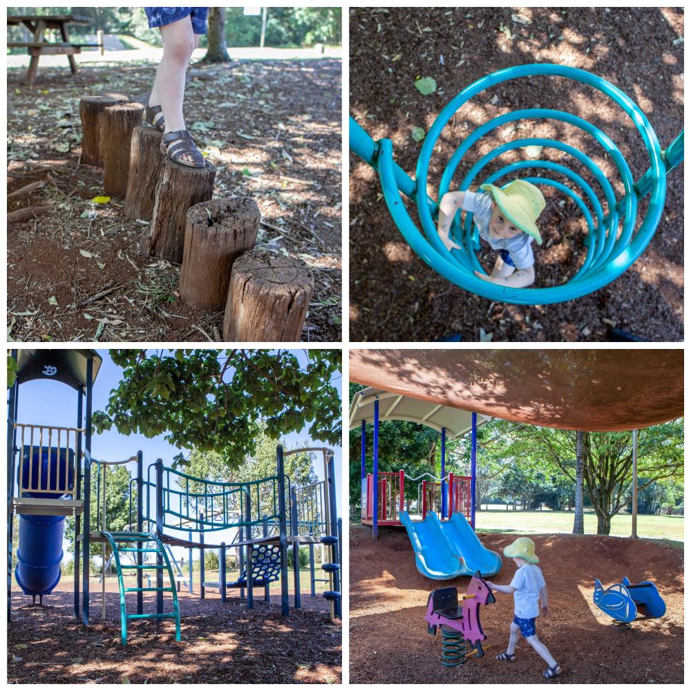 Federal Playground - Mamma Knows Byron