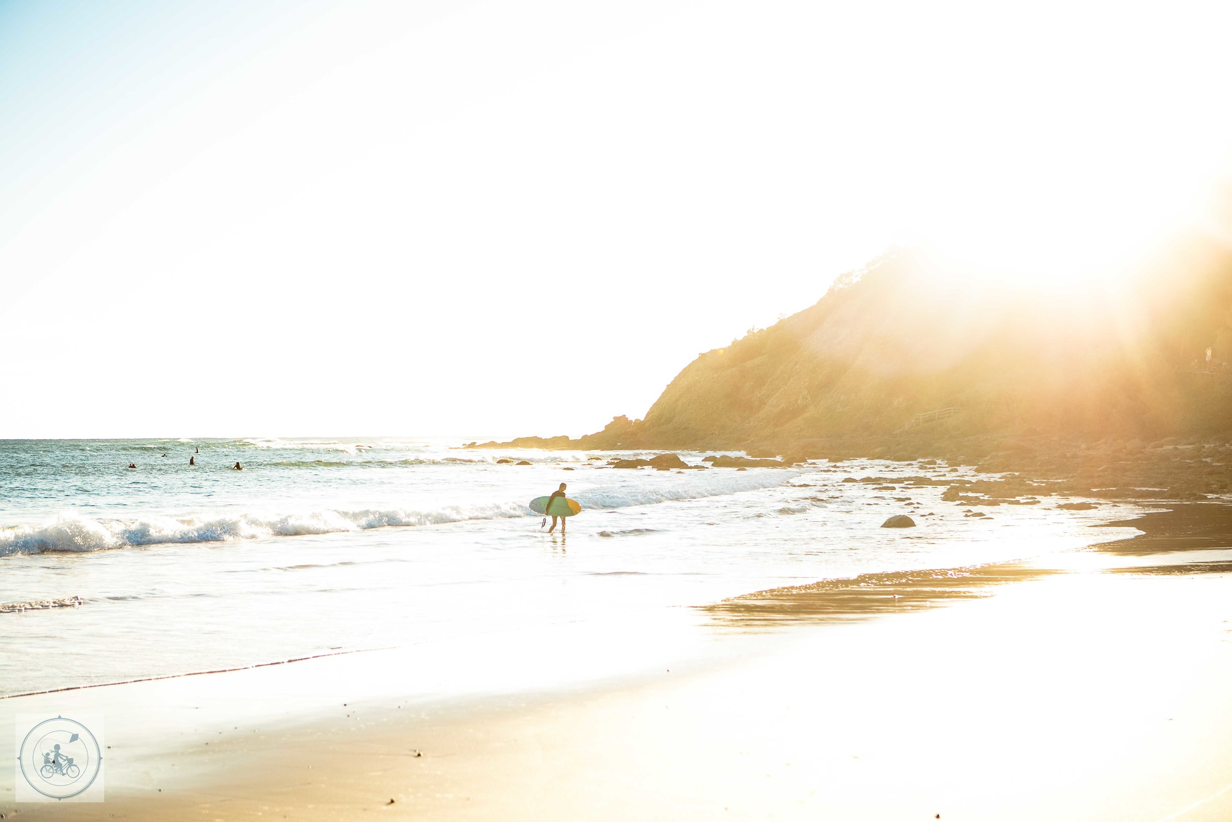 wategos beach - Mamma Knows Byron