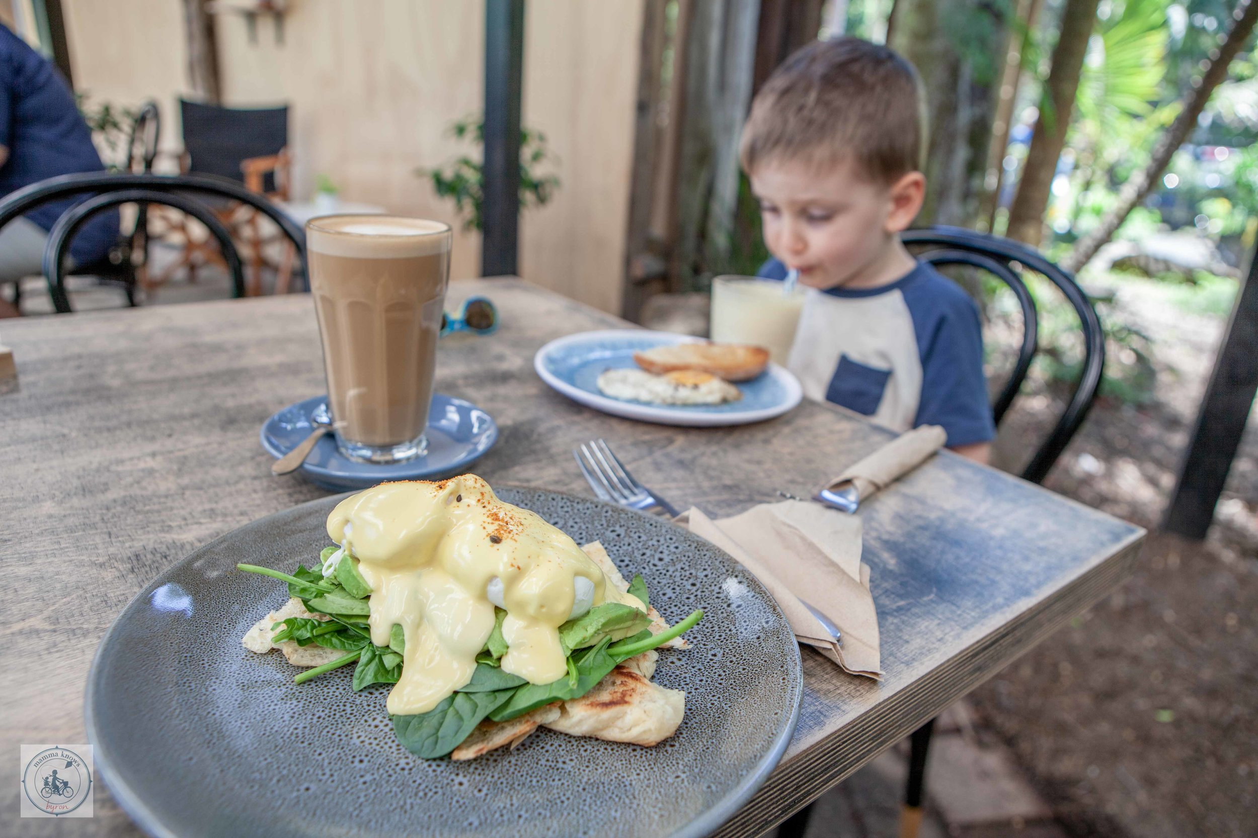 Coolamon co Cafe - Mamma Knows Byron