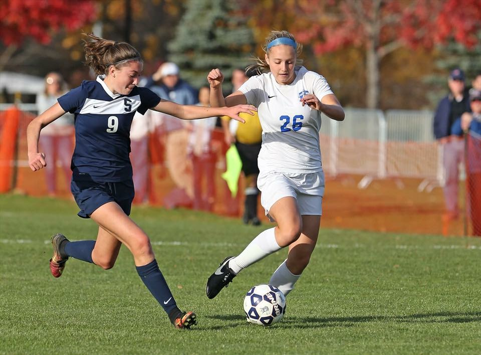 Catherine Sprouls   Soccer