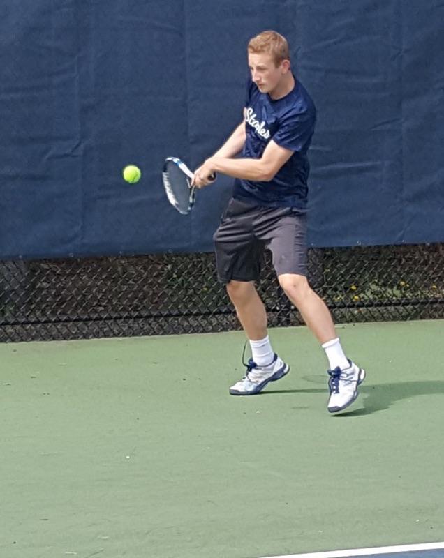 Eric Greenberg   Tennis