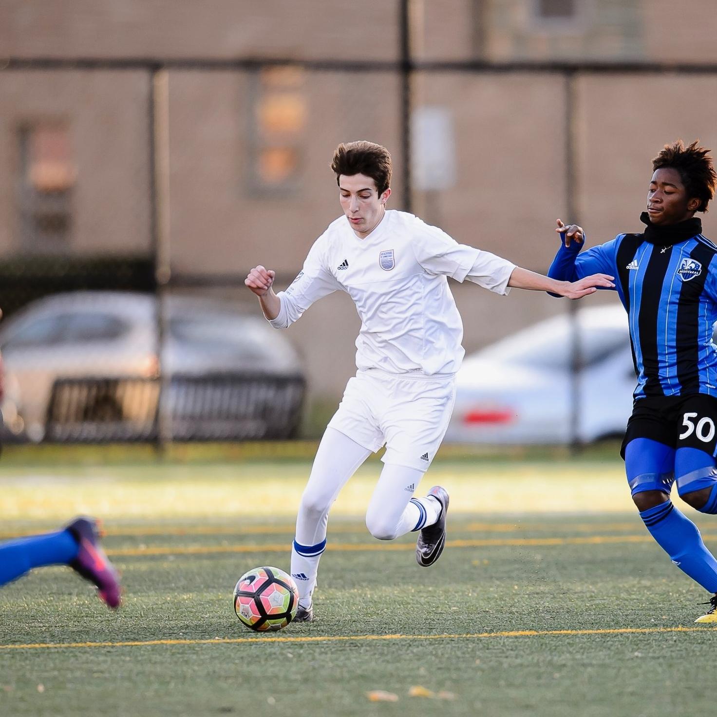 Austin Sholes   Soccer