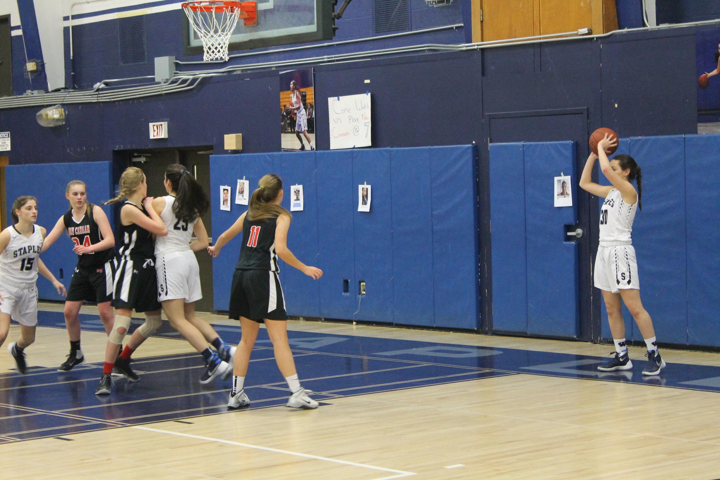 Kate Rutter   Basketball