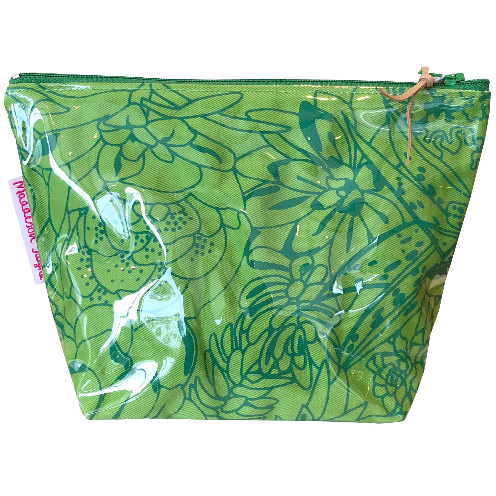 COSMETIC & TOILETRY BAGS -