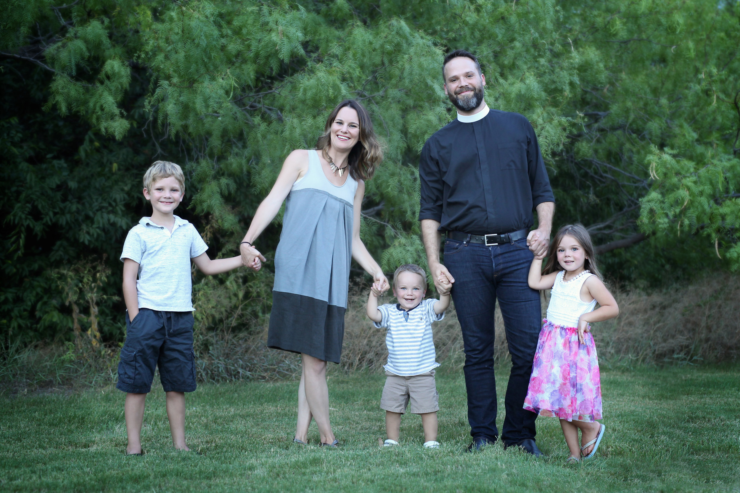The Willits Family  |   Jack, Andrea, Soren, Erik, and Reese
