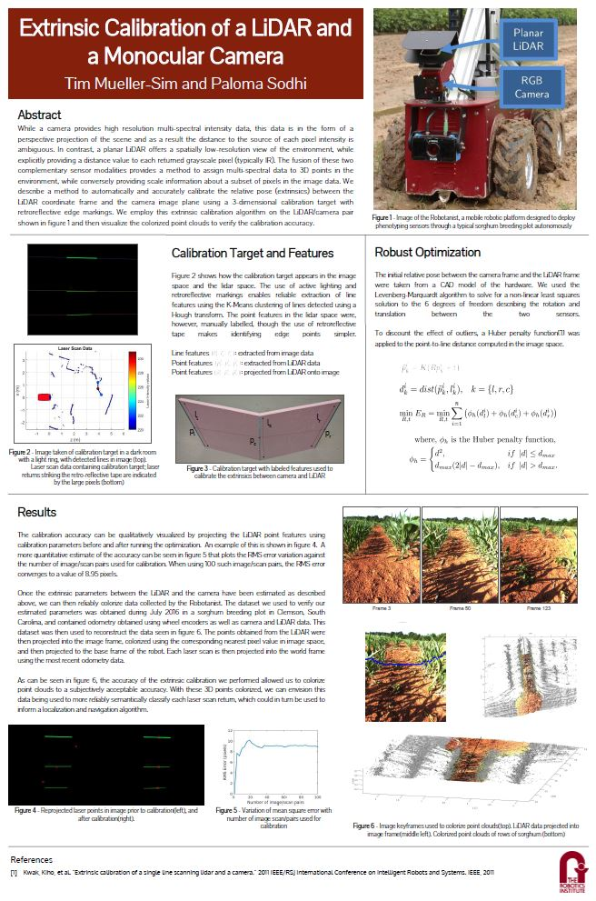 Poster presenting process and results, presented December 2017